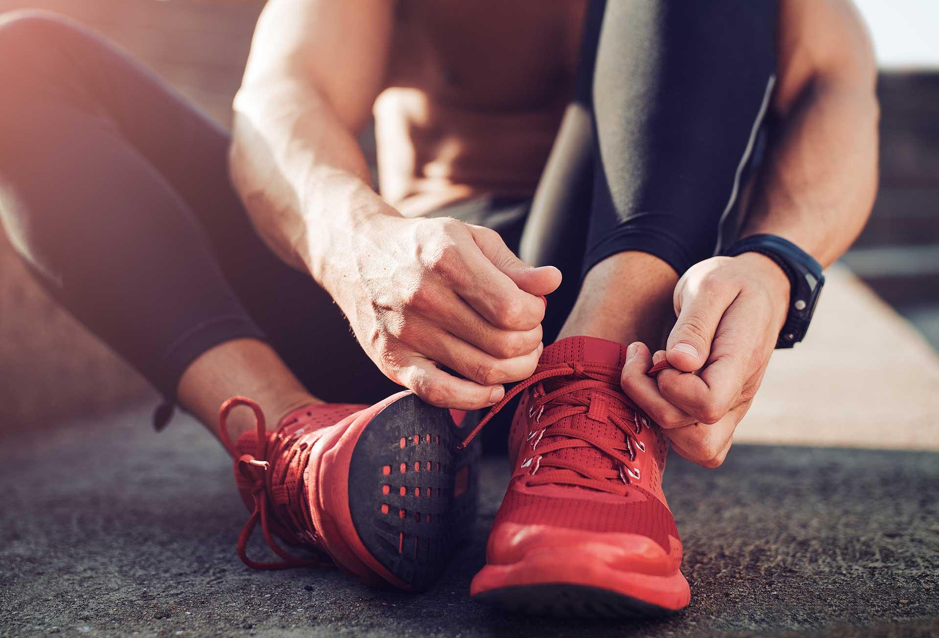 für die Fitness